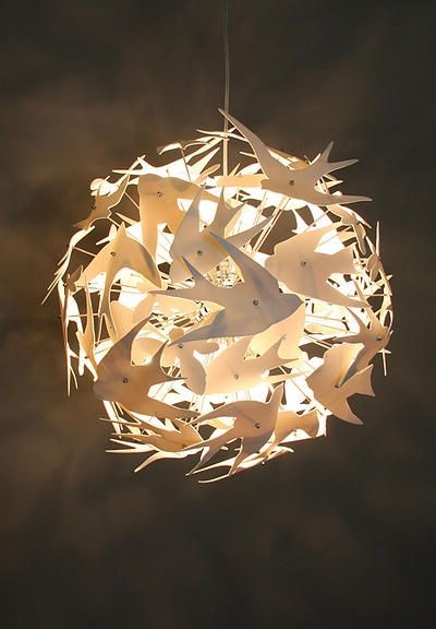 Boatswain Lighting, porcelain lighting, fine lighting design | Chandelier - May Ball