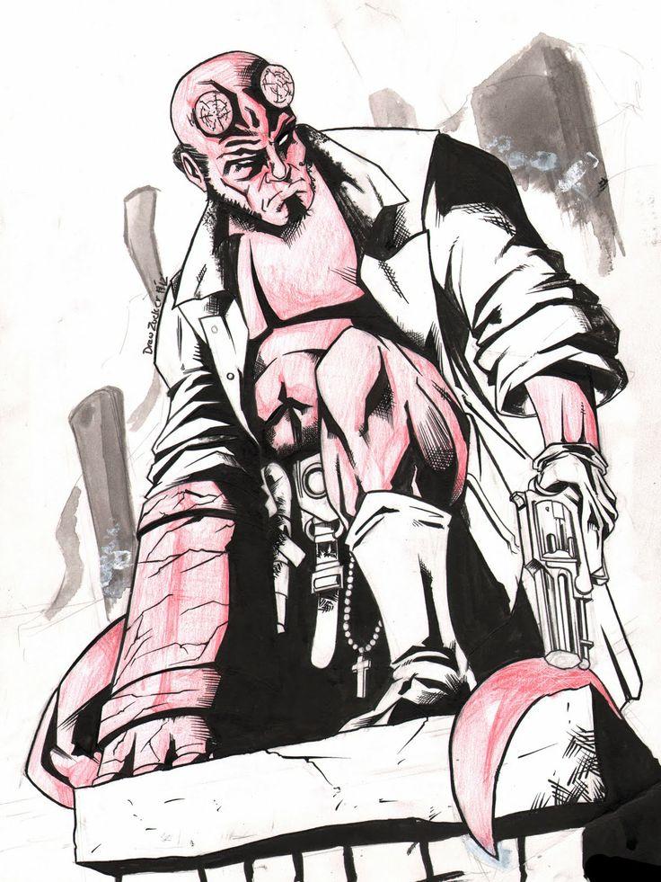 hellboy characters | Hellboy