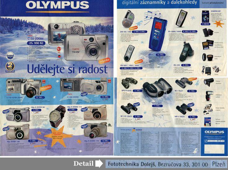 Olympus Klub - noviny 2002