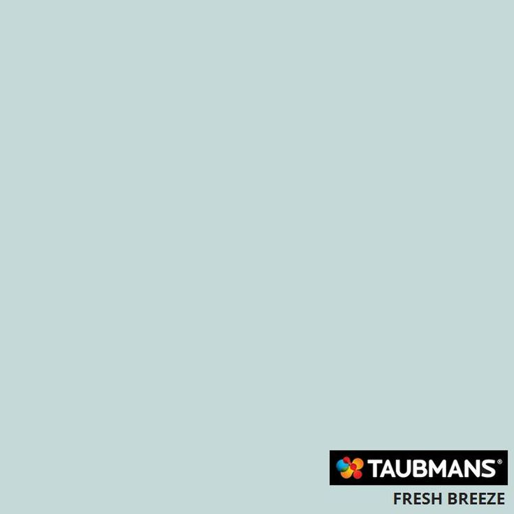 #Taubmanscolour #freshbreeze