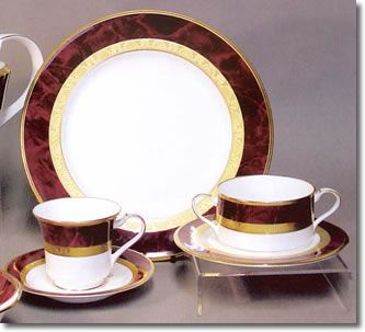 Noritake China - Hemingway Pattern. Dinner WareDinner SetsRoyal ... & 301 best Noritake China images on Pinterest | Noritake Dinnerware ...