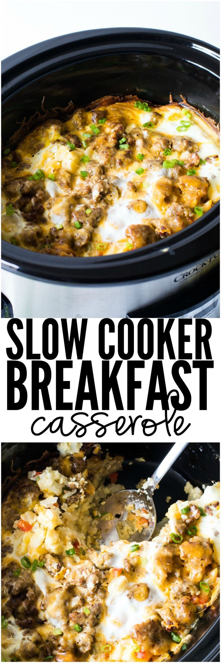 Slow Cooker Breakfast Casserole https://www.youtube.com/c/AminulIslambiggan01822