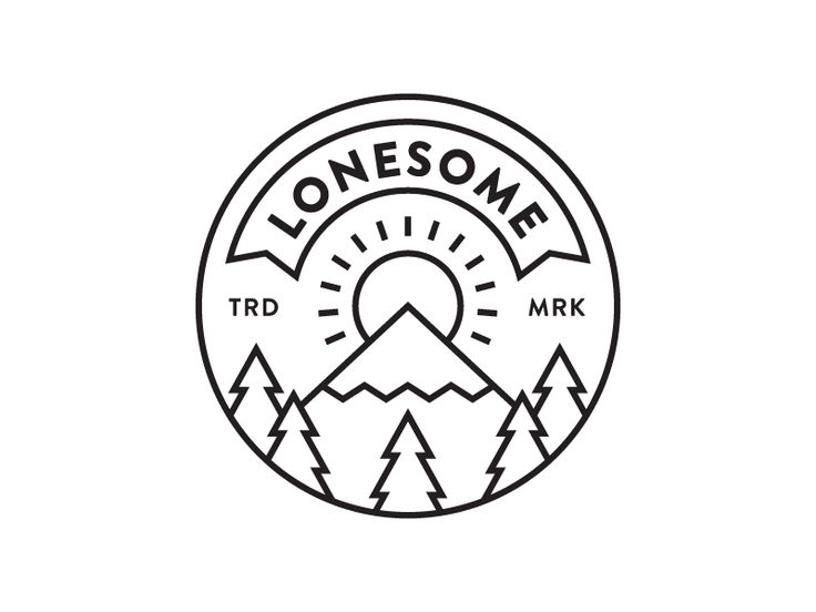 Lonesome Badge