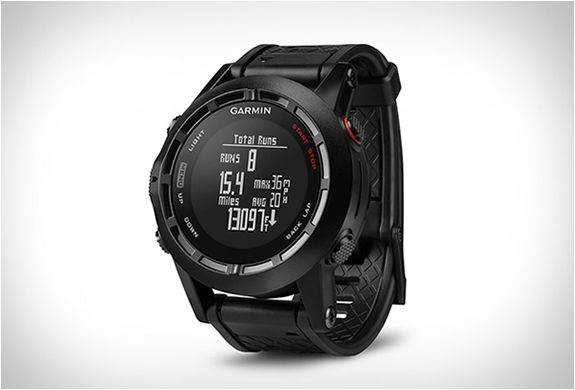 GARMIN FENIX 2   My new watch :)