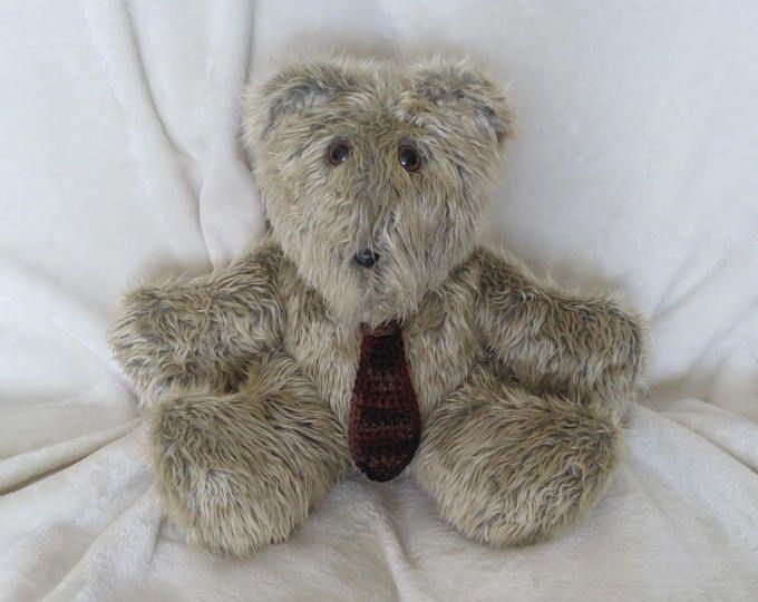 Teddy Bear Stuffed Animal Bear Boy Baby Gift Girl Baby Shower Gift