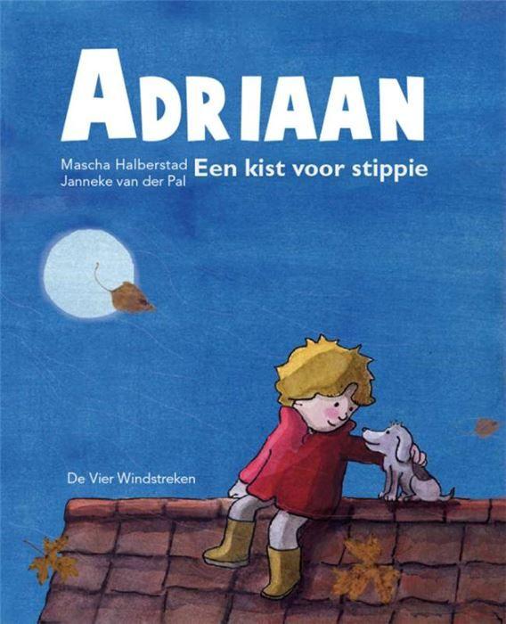 Een kist voor Stippie  Adriaan maakt mee hoe het is om zijn hond Stippie te verliezen. Samen met zijn vader gaat hij een kist voor Stippie kopen en zijn moeder regelt dat hij in het bos begraven mag worden. Teun gaat ook mee om Stippie te begraven. Een liefdevol prentenboek waarin de directheid van Adriaan en kinderen in het algemeen heel herkenbaar is.  EUR 4.99  Meer informatie  http://ift.tt/2sOlR3B #ebook