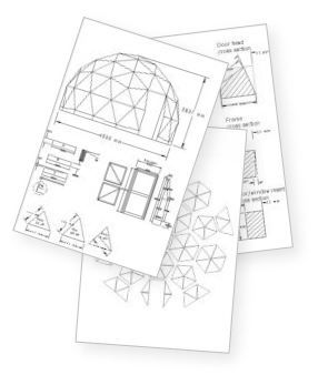 1000 images about t a b e r n a c l e on pinterest for Geodesic greenhouse plans free