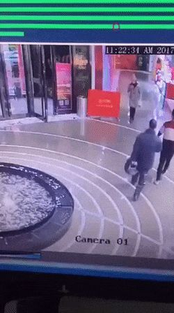 Texting and walking are hard