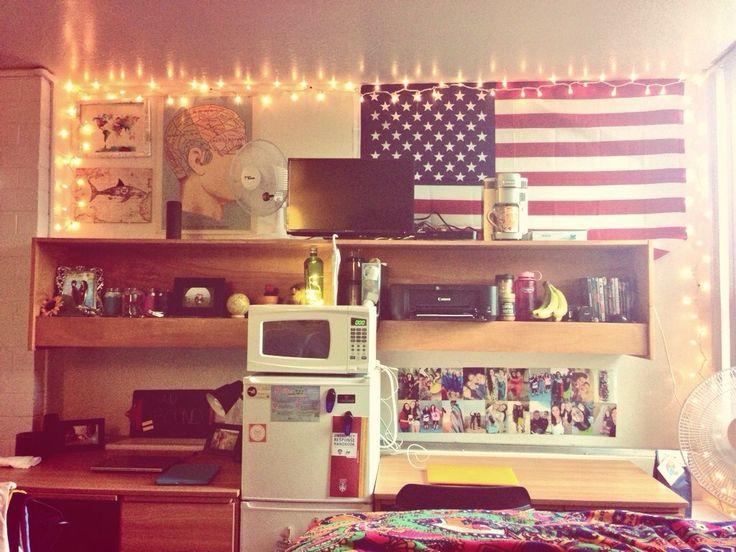 Tinsley Hall Dorm Room