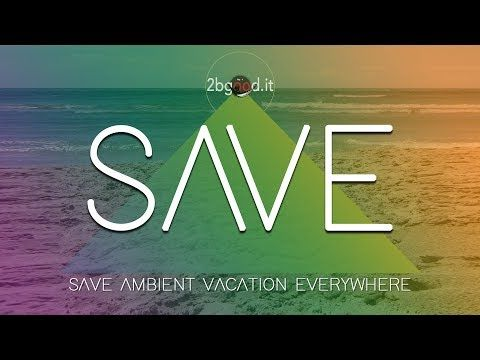 To preserve the environment with a smart and dynamic object we introduce you: SAVE! | Check out 'SAVE  Save Ambient Vacation Everywhere' on Indiegogo.