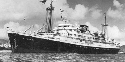 Tjiwangi - 1951 - Royal Interocean Lines