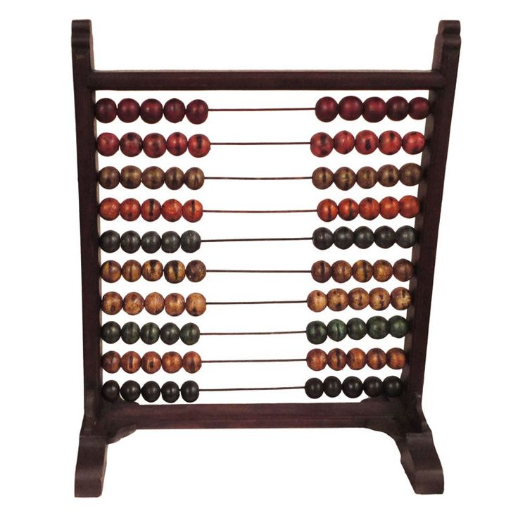 Rare 19thc Painted Table Top Abacus On Feet  USA  1860-1870  FANTASTIC 19THC ORIGINAL PAINTED TABLE TOP ABACUS .THESE WONDERFUL ORIGINAL PAINTED BALLS WERE USED FOR DOING ARITHMETIC FOR CHILDREN. THIS IS A LARGE SIZE FOR TABLE TOP OR ON A SCHOOL TEACHERS DESK.WONDERFUL HANDMADE CONSTRUCTION AND CONDITION.