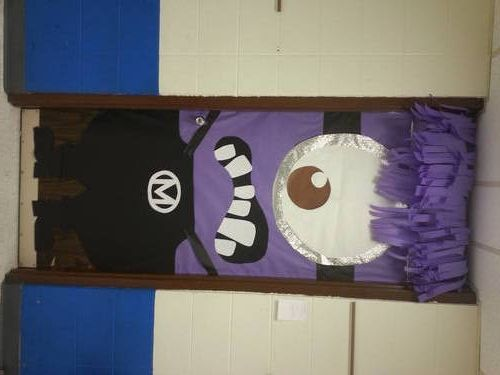 purple minion door invasion! - MISCELLANEOUS TOPICS