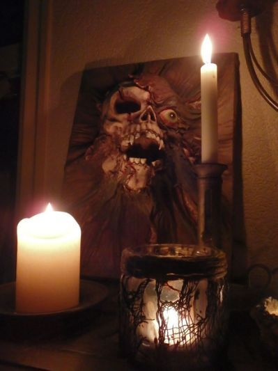 Homemade Haunted House Props Halloween2018 Pinterest
