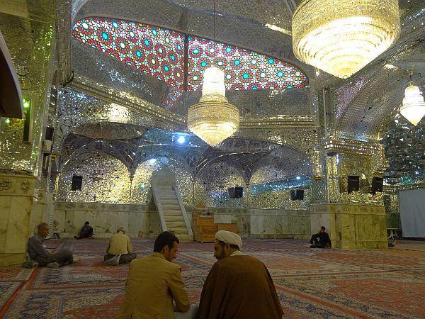 W jednym z meczetów