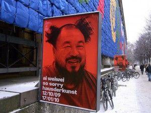 """Nr. 44 #Blogparade: """"Ai Weiwei """"So Sorry"""" im @Haus_der_Kunst"""" via @Sonya Schlenk. Ein sehr beeindruckender Post über eine sehr beeindruckende Ausstellung mit wunderbaren Fotos - merci! (11.11.2013)"""