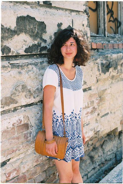 street style bytonbogirlPrints Dresses, Summer Street Styles, Fashion Style, Style By Tonbogirl, Mon Style, Clothing Clothing, Virtual Closets, Simple Prints, Spring