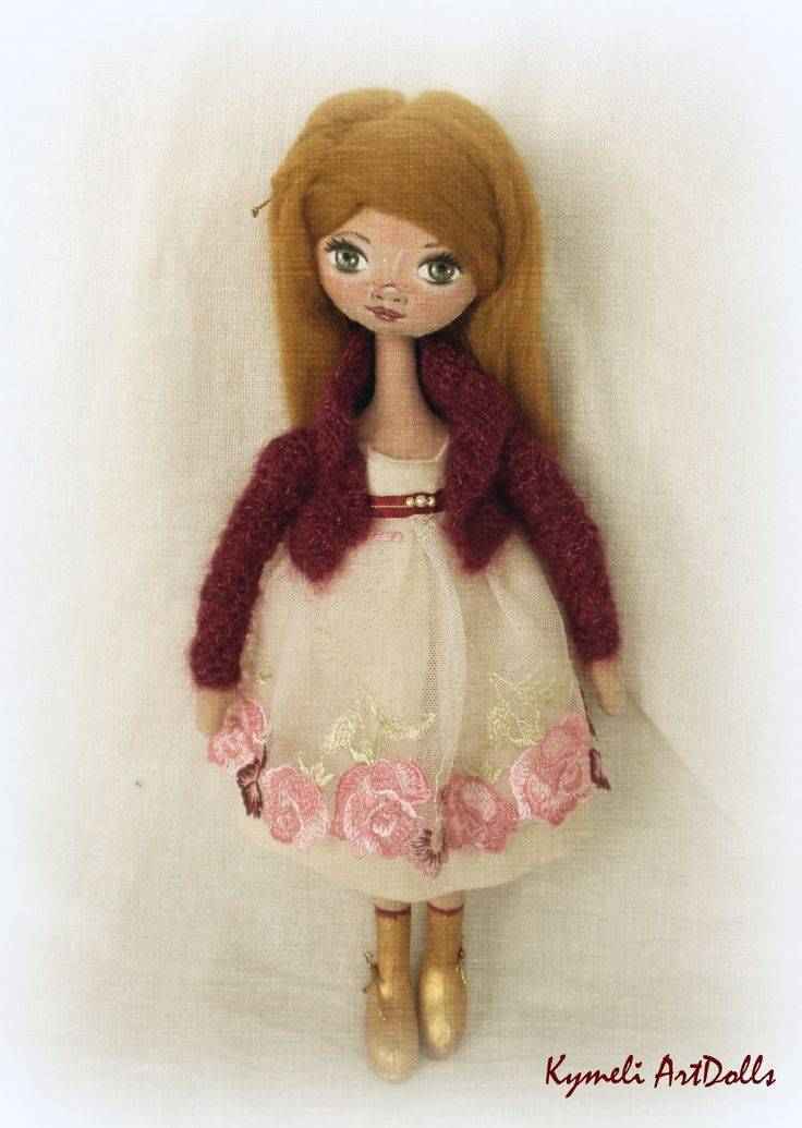 Collectible Art Doll - 30cm