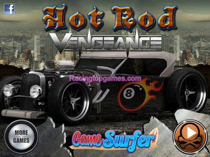 welcome to hot rod vengeance racing game this is a racing game for kids