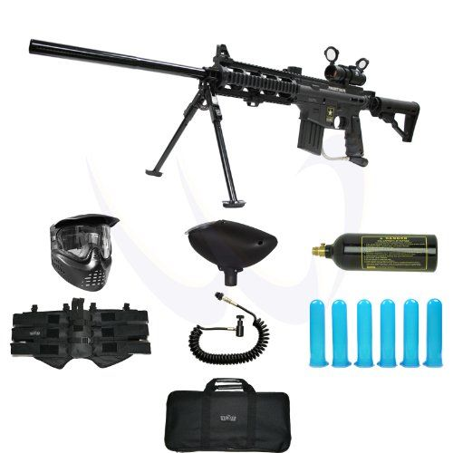 project salvo paintball gun The project salvo marker can easily accept the us army egrip upgrade as well  as several other performance upgrades from the tippmann 98 custom®.