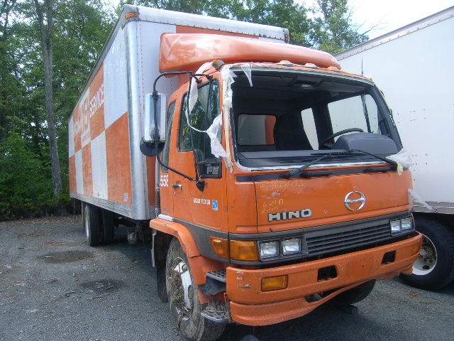 Hino FE2620