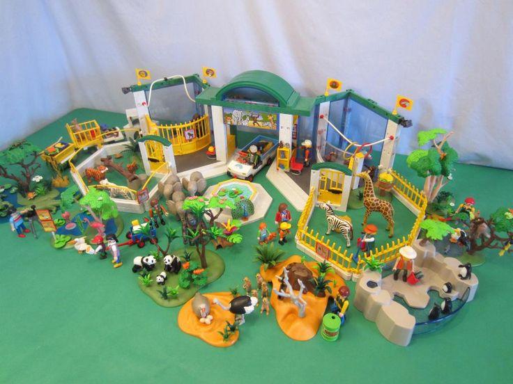 playmobil set zoo playmobil pinterest playmobil. Black Bedroom Furniture Sets. Home Design Ideas