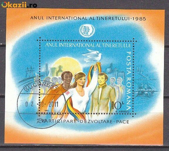 1985.Anul International al Tineretului