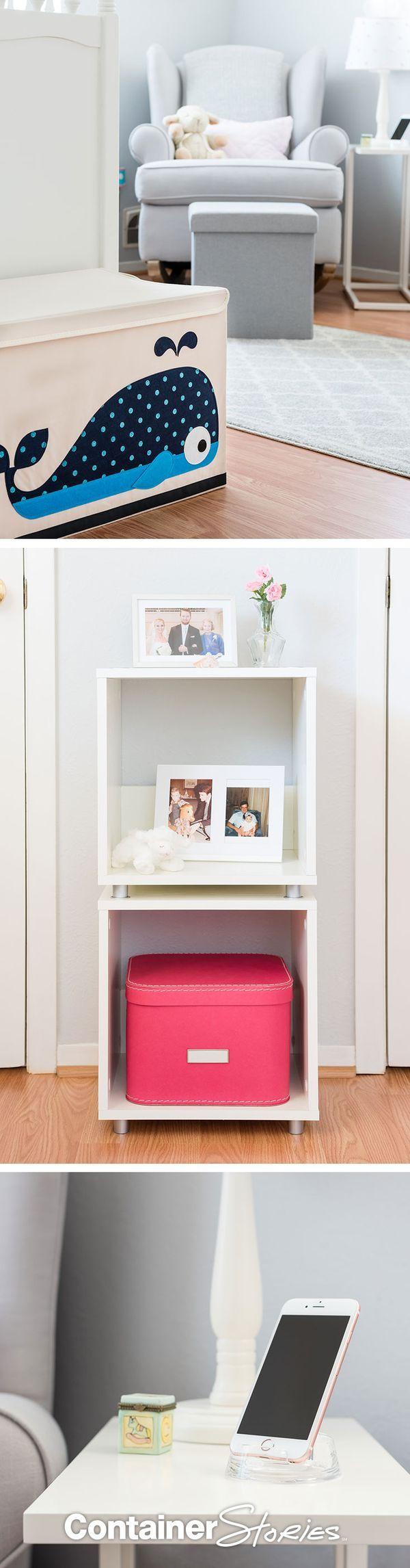 127 best Nursery Organization images on Pinterest   Baby room ...