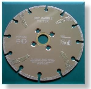 "Electroplated Marble Blade ( ""U"" Slot ) made in Korea http://www.gobizkorea.com/catalog/product_view.jsp?blogId=stonetools&pageNo=1&pageVol=50&listStyle=L&objId=1066408 Following is our online catalog supported by Korea government;  http://stonetools.gobizkorea.com sales@stonetools.co.kr  https://www.facebook.com/StonePolishingPads http://www.linkedin.com/company/stonetools-korea http://www.stonetools.co.kr https://www.pinterest.com/stonetoolskorea"