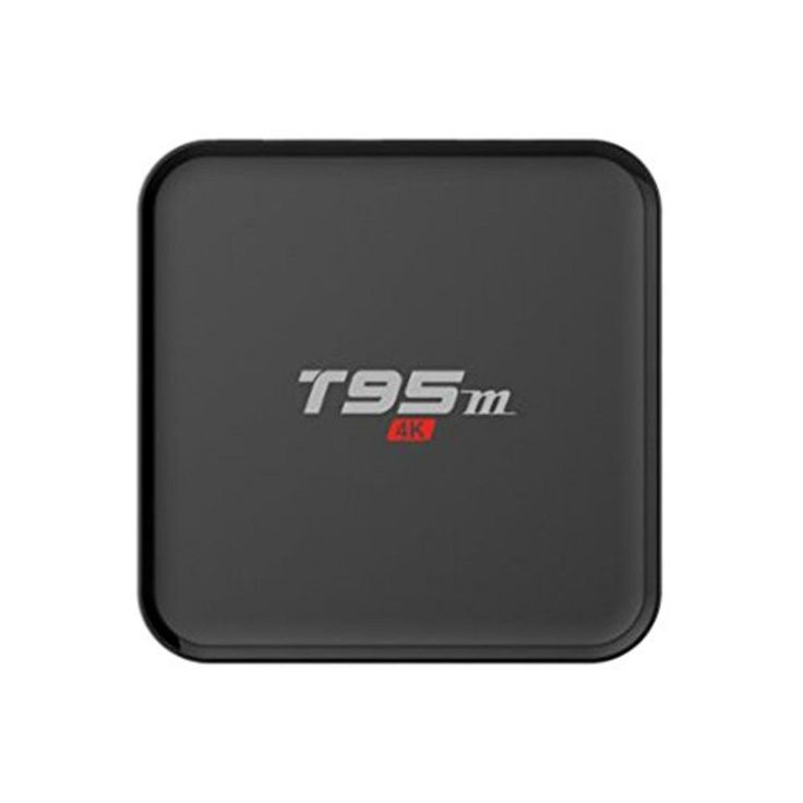 T95M Android 5.1 TV Box Amlogic S905 Quad Core Kodi 16.0 Pre-installed 4k2k 2G/8G HDMI WiFi Smart Streaming Media Player - Brought to you by Avarsha.com