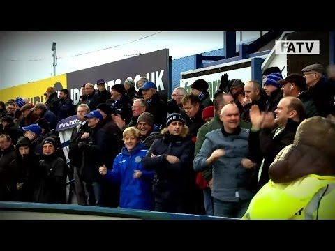 FOOTBALL -  Road To Wembley:  Behind the scenes at Macclesfield Town vs Brackley Town - http://lefootball.fr/road-to-wembley-behind-the-scenes-at-macclesfield-town-vs-brackley-town/