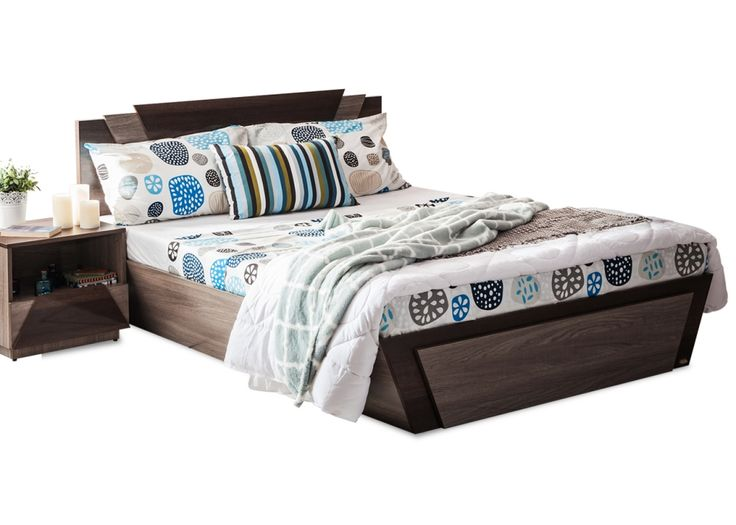 Thomas Queen Bed From Durian Is An Incredible Addition To The Bedroom Bring Home