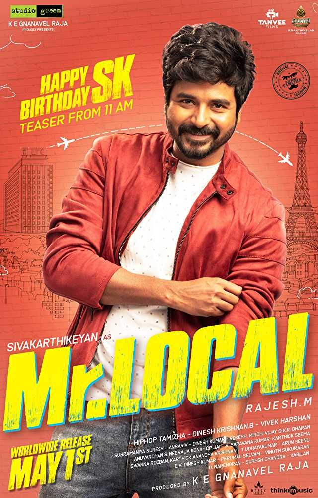 Mr Local 2019 Local Movies Tamil Movies South Actress