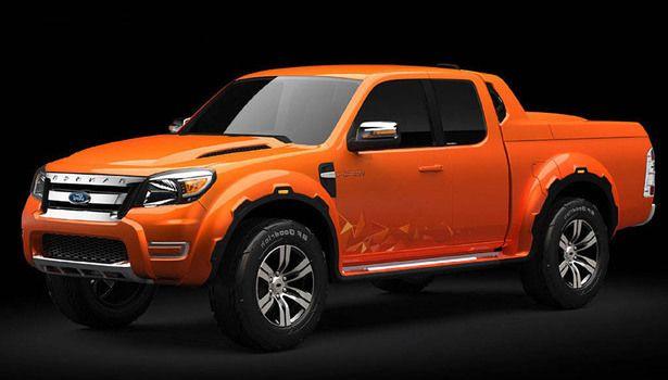 2016 Ford Ranger - exterior design