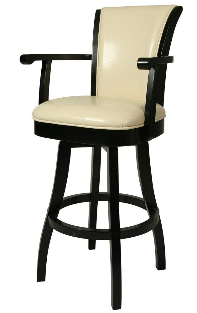 Advantages Of Using Swivel Bar Stools With Arm Rests Padded Bar Stools Bar Stools Oak Bar Stools Comfortable bar stools with arms