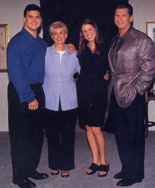 The McMahon Family                                                                                                                                                                                 More
