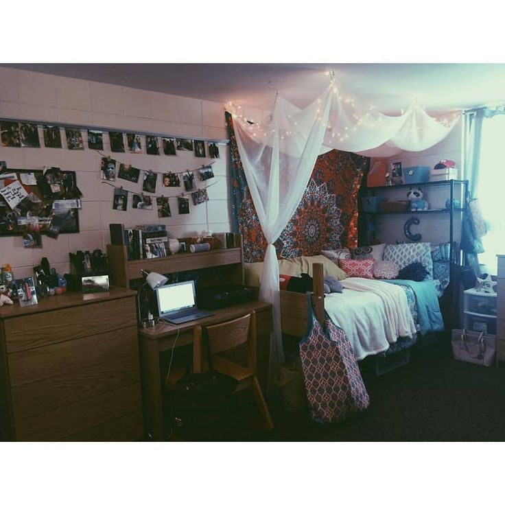 Fuck Yeah, Cool Dorm Rooms — Rutgers University - Newark