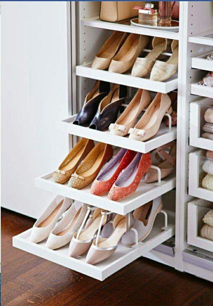 17 mejores imágenes de BUTY en Pinterest | Armario de zapatos ...