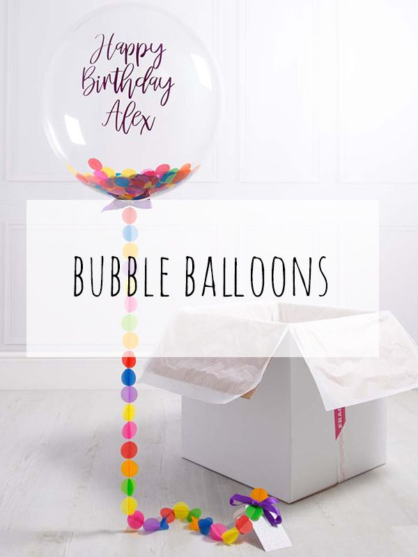 Inflated Balloons - Shop