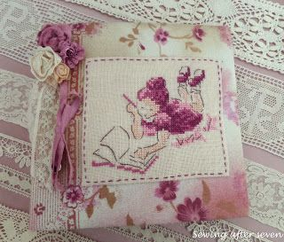 Sewing After Seven: Smalls SAL - February