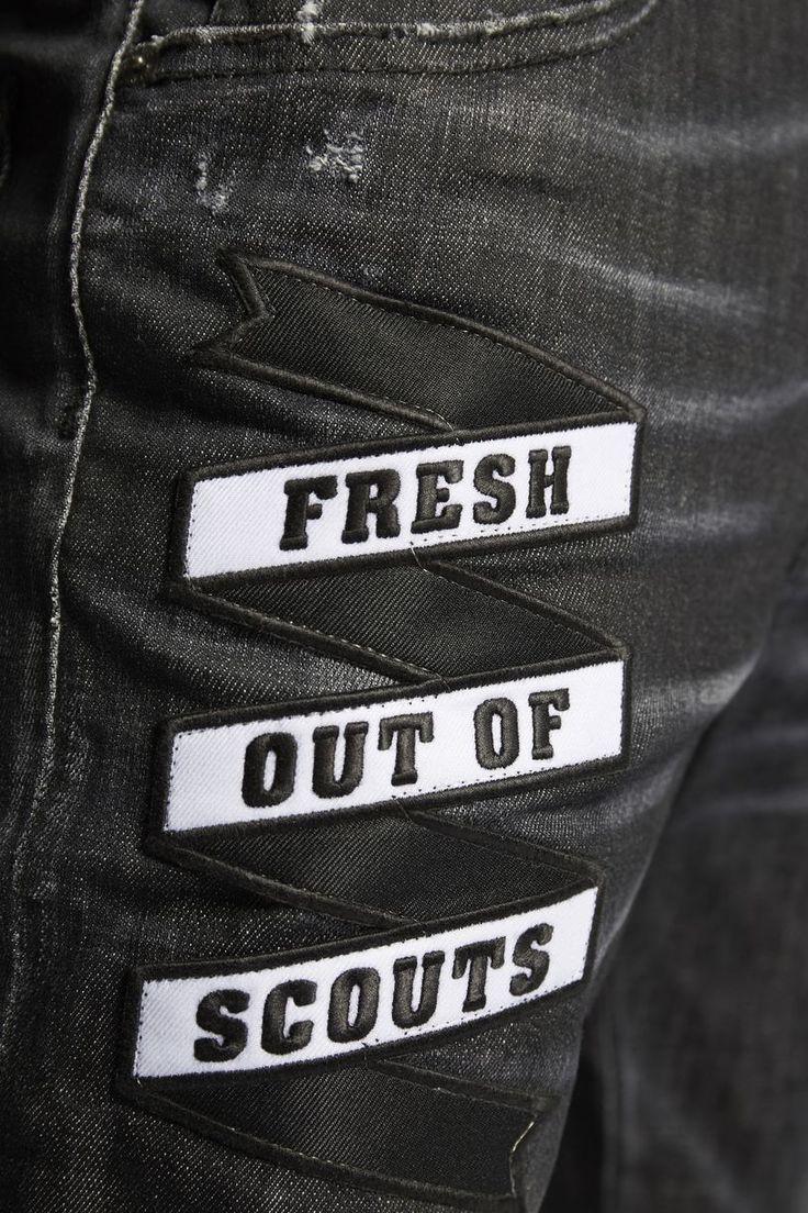 black foggy skater jeans moda vaquera Hombre Dsquared2