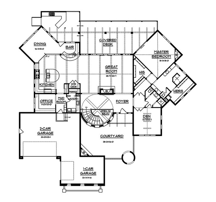 87 best images about spanish colonial on pinterest for Spanish colonial floor plans
