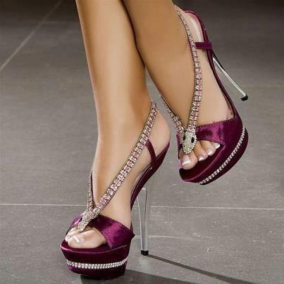 Fenomenales zapatos de noche para fiesta | Zapatos de moda