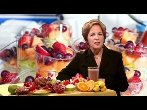 Tres ideas para meriendas más saludables- Herbalife - YouTube