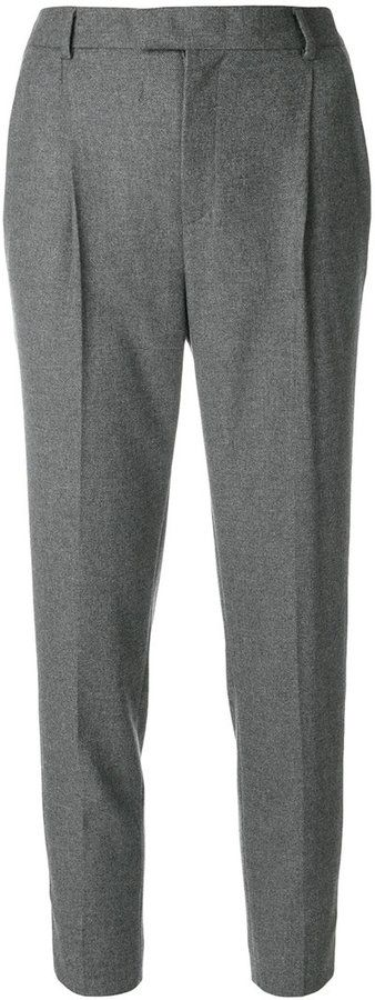 RED Valentino tapered trousers
