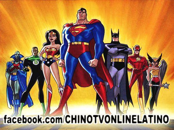 Liga De La Justicia Ilimitada Online Latino Liga De La Justicia Ilimitada Liga De La Justicia Superpoderes
