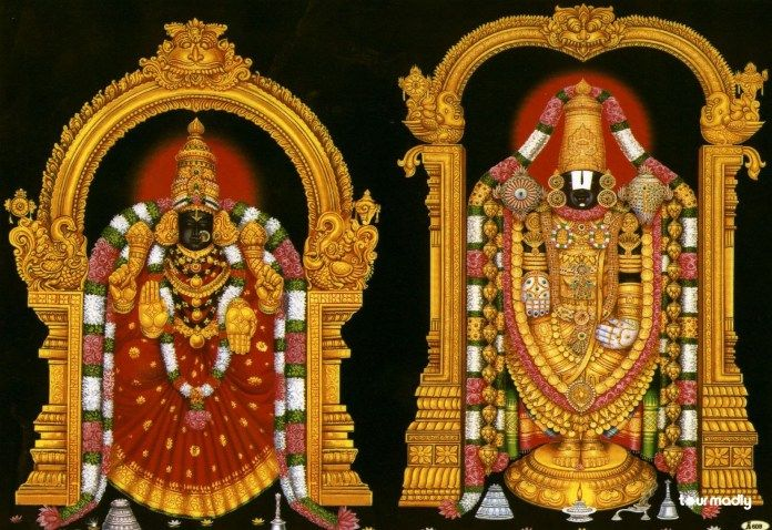 Lord Sri Venkateswara temple has a great history. The rulers of all the great dynasties of the southern island have worshipped Lord Sri Venkateswara in this ancient shrine.