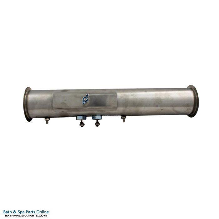 17 best ideas about spa heater solar heater for hydro quip cs700 4 0kw flo thru spa heater 13 x 2