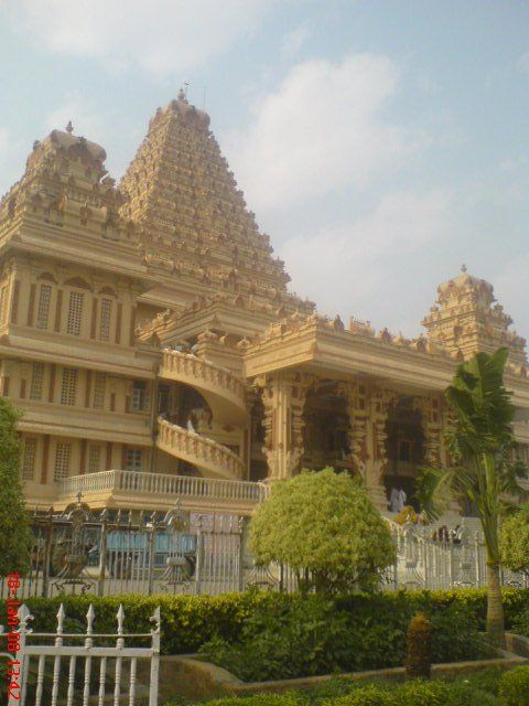 Chattarpur Mandir/Temple, New Delhi