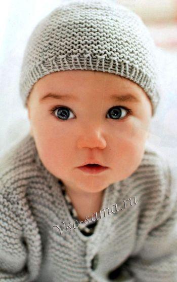 Кардиган для малыша, фото